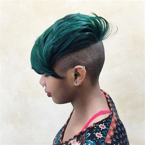 Green Hairstyles by 50 Hairstyles For Black Stayglam
