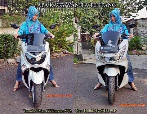 Pcx 2018 Non Abs by Komparasi Singkat Yamaha Nmax Non Abs Vs New Honda Pcx