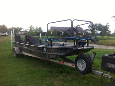 pro drive boats and motors for sale 2010 pro drive twin mud boat the hull truth boating