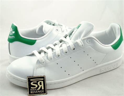 new adidas originals stan smith shoes running white fairway m20324 green ebay
