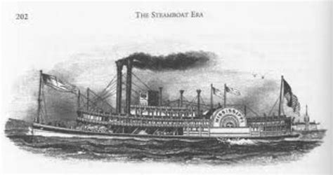 barco a vapor steamboat industrial revolution inventions timeline timetoast
