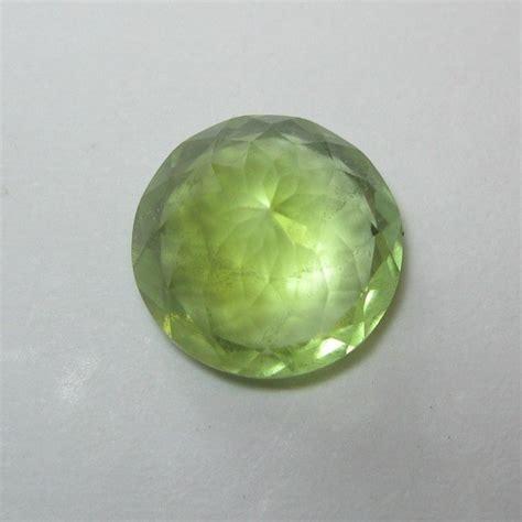 Batu Cincin Peridot Top Luster batu permata peridot top flash 3 25 carat