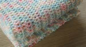 Free pattern lovely soft and insanely easy crochet baby blanket