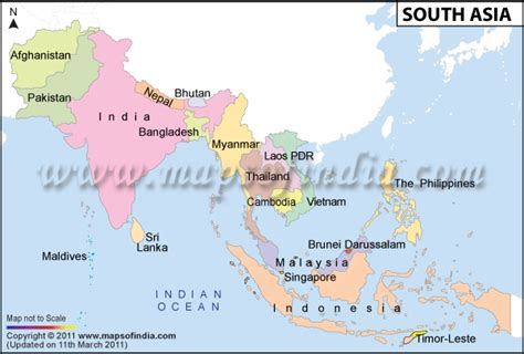 political map south asia south asia political map mexico map