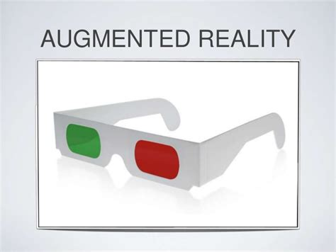 qr codes  augmented reality