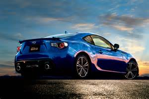 Subaru Brz Upgrades Subaru Brz Gets Mild Upgrades For 2015 Autoevolution