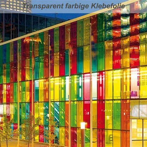 Folien Aufkleber Durchsichtig by Transparent Farbige Klebefolie F 252 R Glasoberfl 228 Chen