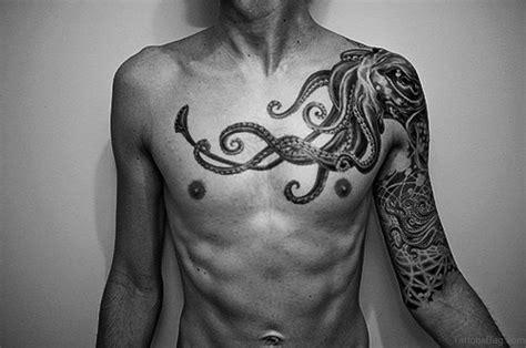 50 Wonderful Chest Tattoos For Men Chest Designs For Guys