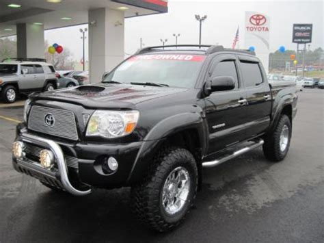Used Toyota Tacoma 4x4 For Sale In Used 2006 Toyota Tacoma V6 Trd Sport Cab 4x4 For