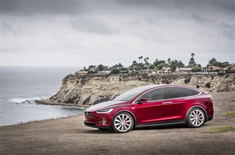 2016 tesla model x review review autocar