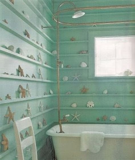Beachy Bathroom Ideas - themed bathroom decorating ideas room decorating