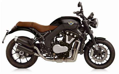 Motorrad Roadster by Oddbike Horex Vr6 Teutonic Six Pot Roadster