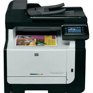 hp color laser printers buy hp cm1415fnw color laser printer at best price