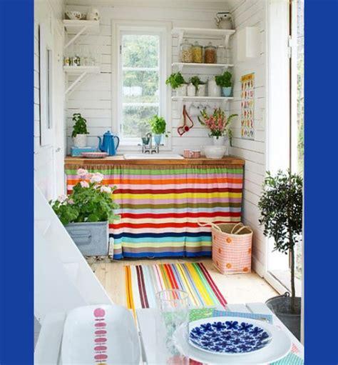 muebles de cocina con cortinas modelos de cortinas de cocina