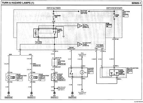 Kia Spectra Wiring Diagram Turn Signal Relay Location 2003 Kia Spectra Turn Get