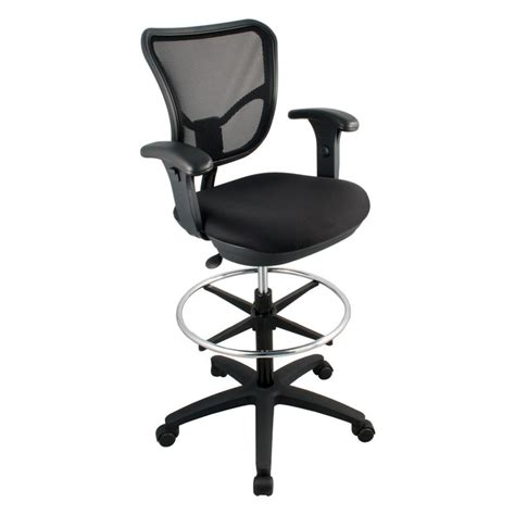 Ergonomic Drafting Stools by Ergocraft Eco2 5 Ergonomic Drafting Stool Drafting