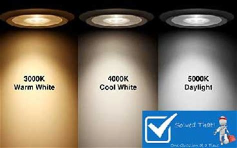 light bulb color temperature what does light bulb color temperature solved that