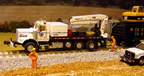 brand kenworth truck brandt kenworth t800 roadrailer mow truck
