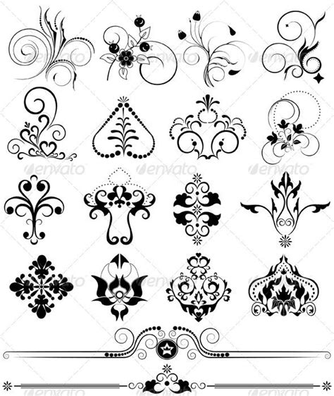 shape pattern brushes 273 best images about letters on pinterest