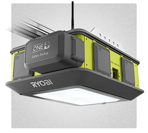 The Ryobi Modular Garage Door Opener Garagespot Ryobi Door Ryobi A99ht2 Door Hinge Template Jig Cl Door