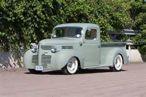 What Is The Dodge Truck Dave And Patti Hochevar S 1942 Dodge Rod Network