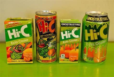 hi can i mockery com the return of ecto cooler