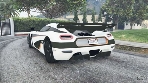 koenigsegg gta 5 koenigsegg one1 2014 v1 2 replace для gta 5
