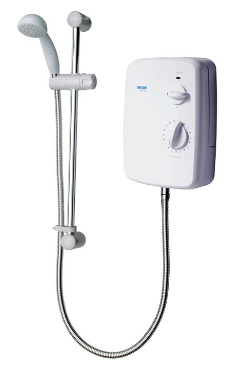 Electric Shower by Shower Electric Shower Triton Perluso Electric Shower
