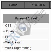 artikel membuat layout website web design membuat kategori artikel dan detail artikel