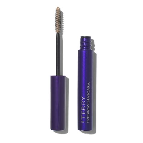 by terry eyebrow mascara 1 highlight blonde 45ml0 by terry eyebrow mascara space nk gbp