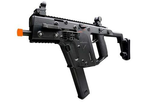 Airsoft Gun Laras Panjang Gas css kwa kriss vector gas back airsoft gun gbbr