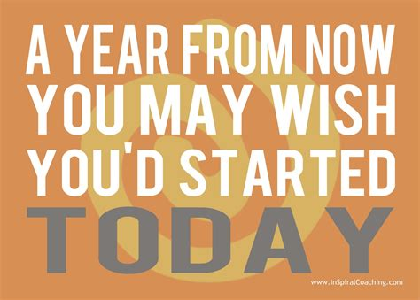 new year today get started today