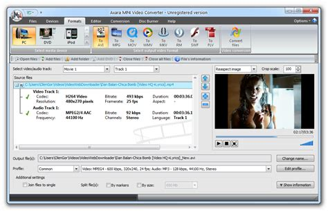 video format converter iphone 4 mp4 video converter a tool for converting files from mp4