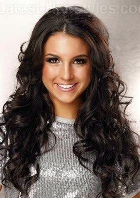 Setrika Rambut model gaya rambut panjang untuk wajah persegi rambut info