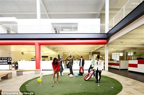 youtube offices nap pods slides and a pool inside youtube s ultra hip