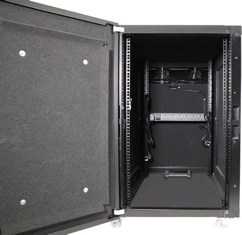 soundproof server cabinets sound proof server cabinet cabinets matttroy