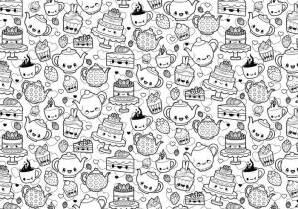 40 kawaii coloring pages coloringstar
