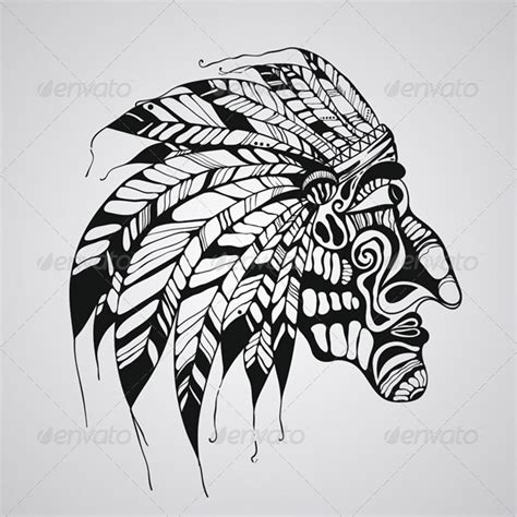 graphicriver tattoo maker free printable native american stencils 187 tinkytyler org