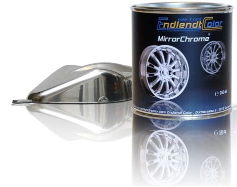Lackieren Chromlack by Mirrorchrome Effektlack Chromlack 250 Ml Autolacke