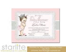 vintage baby shower invitations theruntime