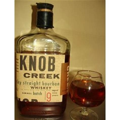 What Proof Is Knob Creek by Knob Creek Kentucky Bourbon Whiskey 9 Year 100 Proof