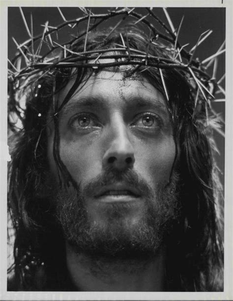 Robert Powell In Quot Jesus Of Nazareth Quot 1977 Franco