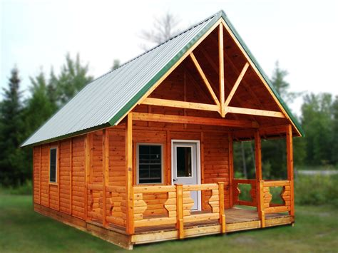 build a cottage trick and tips to build your own cabin cheap plans all