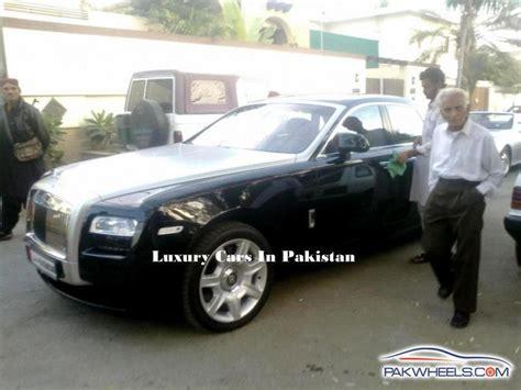 roll royce pakistan rare sports luxury cars suvs in pakistan general car