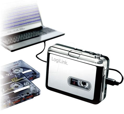 7 Audio Cassettes And 3 Video Cassettes by Logilink Ua0156 Digitise Your Old Audio Cassettes At