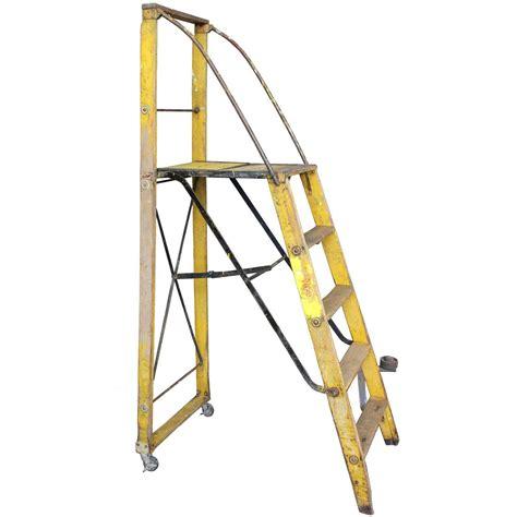 dry goods store folding ladder stdibscom vintage ladder ladder folding ladder
