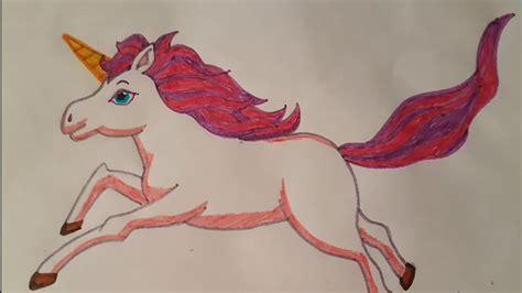 imagenes de unicornios a lapiz como dibujar un unicornio facil paso a paso how to draw