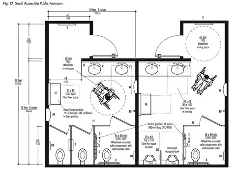 layout handicap toilet ada toilet layout excellent figure wheelchair accessible