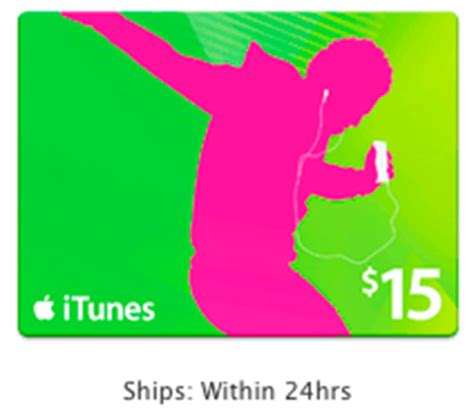 Itunes Gift Card Custom Amount - itunes gift cards buy online gift certificate sent via email