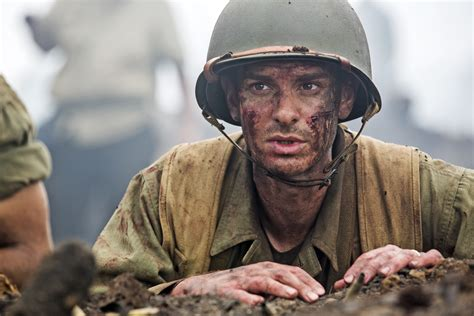 hacksaw ridge andrew garfield in the trailer for mel gibson s